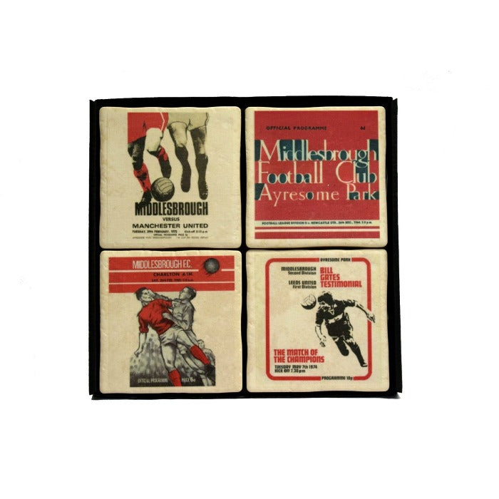 Middlesbrough Football Club Coaster Set