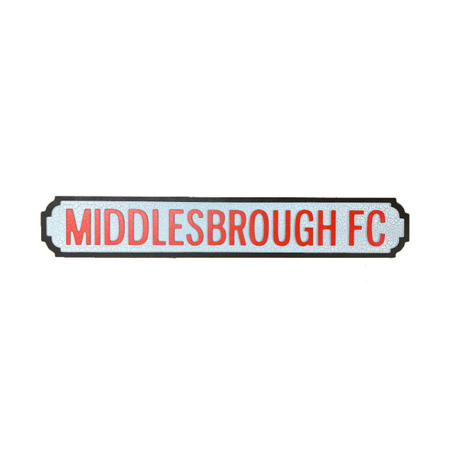 Middlesbrough FC Sign