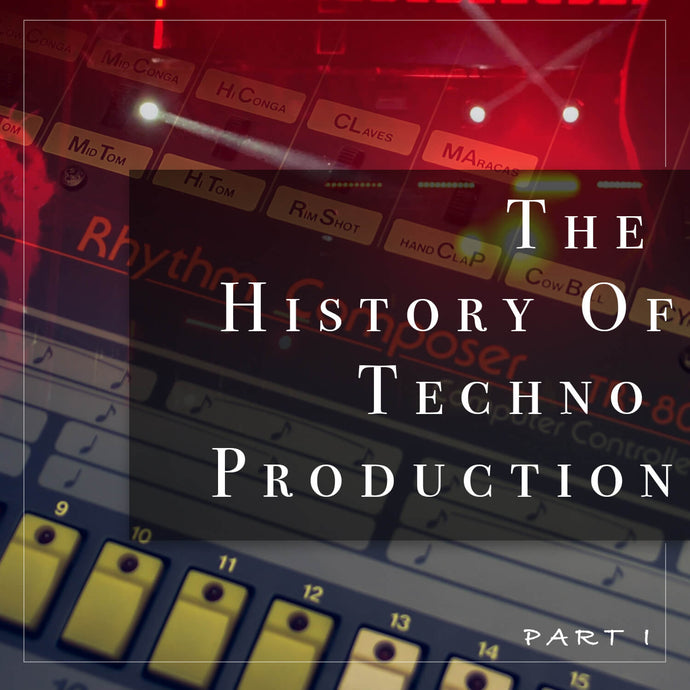 History of Techno Music - The Synths And The Samples PT I