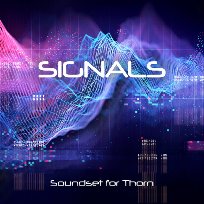 Thorn - Signals | Ambient Sound Pack for DSAudio Thorn.