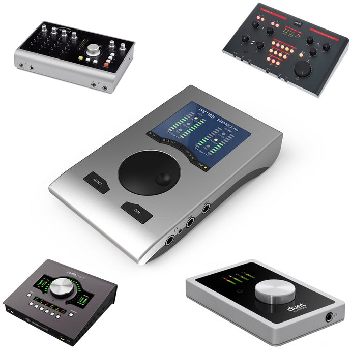 What's The Best Mid-range Audio Interface?