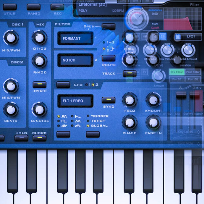 What Are The Best iOS Synths For iPad