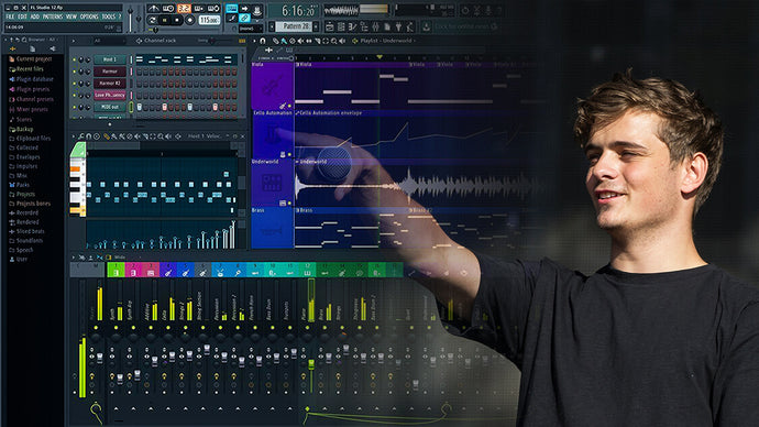 Which EDM Artists Use FLStudio?