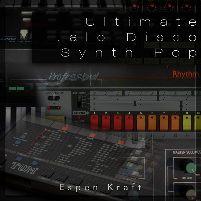 80s Sample Pack - Espen Krafts Italo Disco