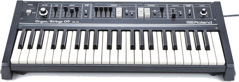 Roland RS09 Synths used in Techno Music