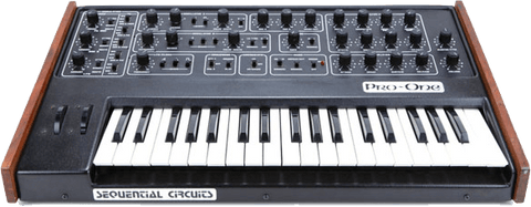 Sequential Circuits Pro-One Synths used in Techno Music