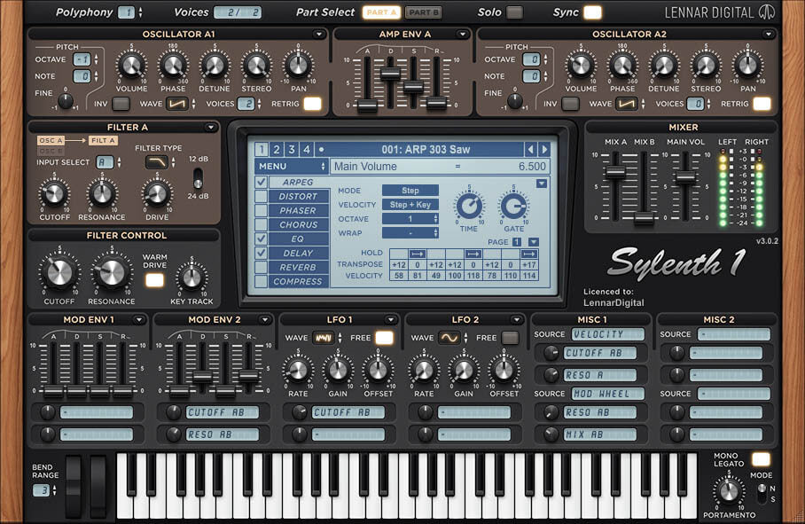 Sylenth1 a good synth for trance
