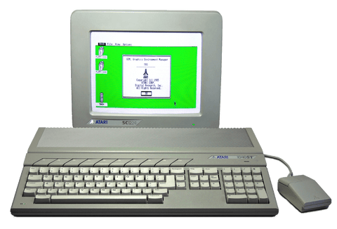 Atari ST for Music Production and Midi sequencing