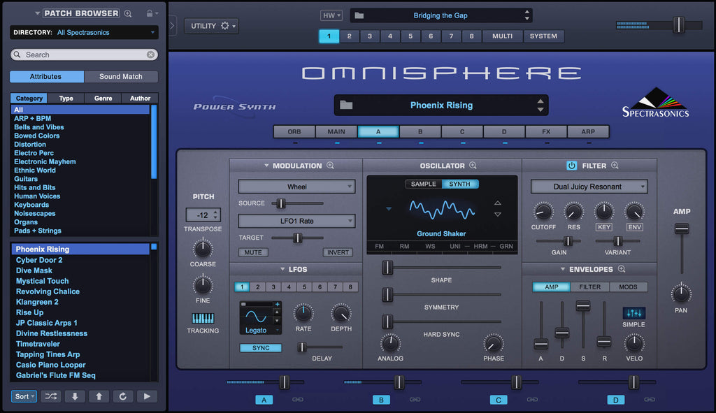 Omnisphere a good synth for trance