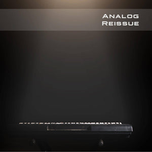 Analog Reissue is a eclectic collection of 100 handcrafted presets for Xils-Lab Syn'X 2.5