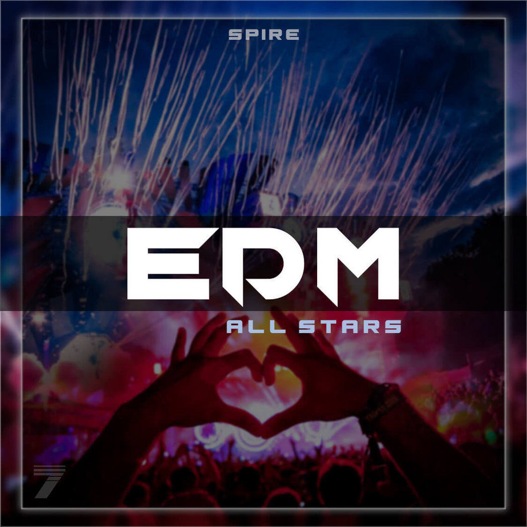 edm presets for reveal sound spire