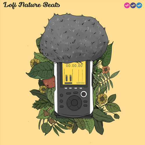 lo-fi sample pack - made from natural recordings