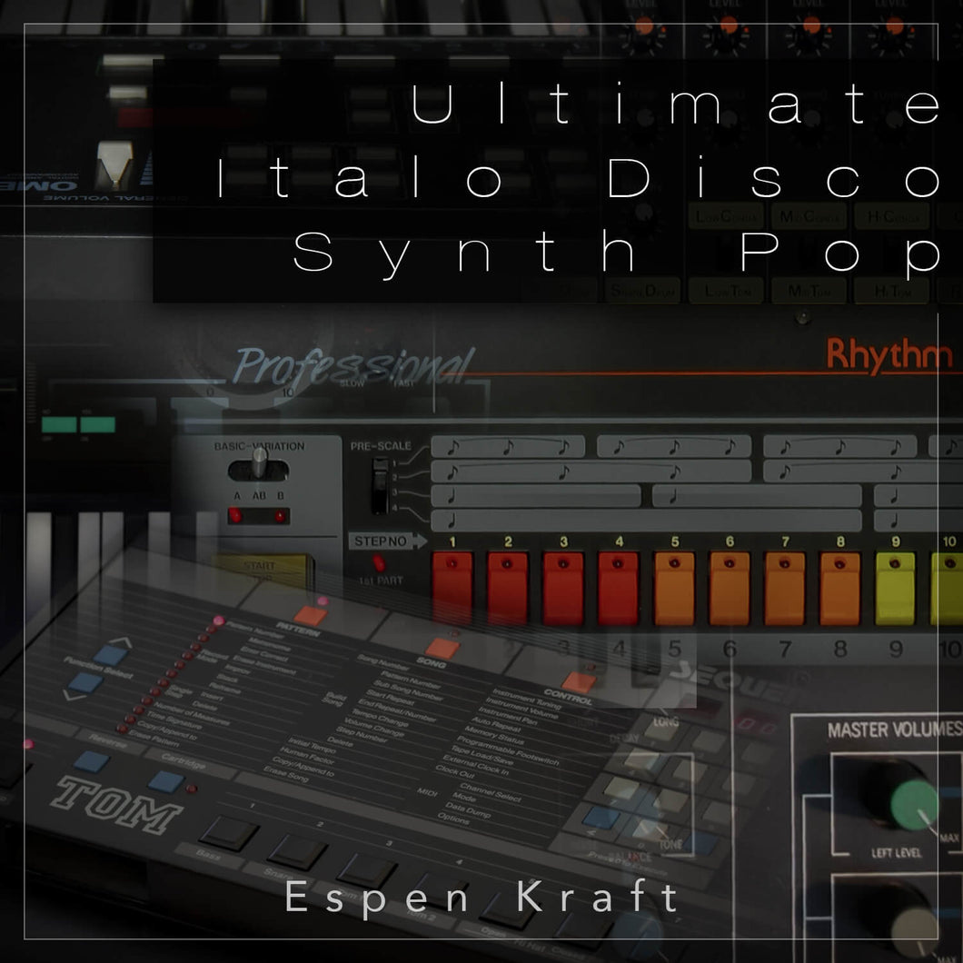 italo disco and synth-pop samples