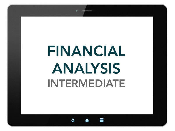 Financial Analysis of Energy Efficiency Projects: Intermediate