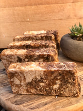 Load image into Gallery viewer, African Black Soap. ose dudu. homemade authentic artisan soap