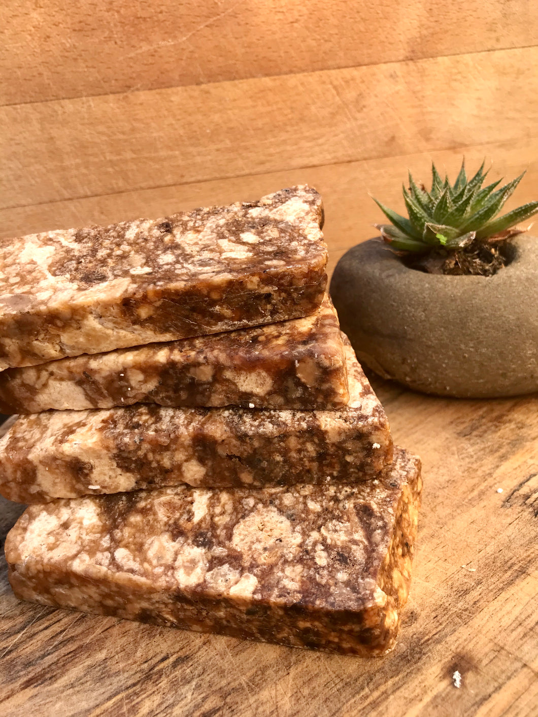 African Black Soap. ose dudu. homemade authentic artisan soap