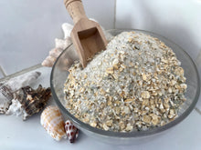Load image into Gallery viewer, bath salt scoop. Lavender bath salt