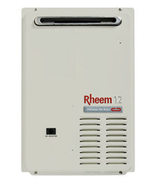 Rheem 20L - Continuous Flow Gas Water Heater
