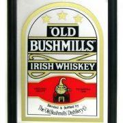 Bushmills Small Mirror