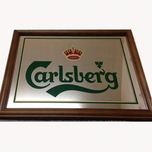 Carlsberg Small Mirror