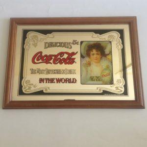 Coca Cola Small Mirror