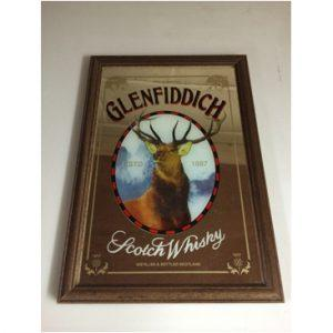 Glenfiddich Small Mirror