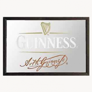 Guinness Small Mirror