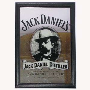 Jack Daniel Distiller Small Mirror