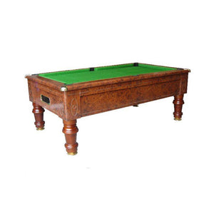 Manhatten Pool Table 6Ft or 7Ft (Walnut)