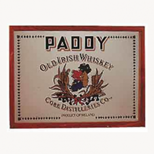 Paddy Whiskey Small Mirror
