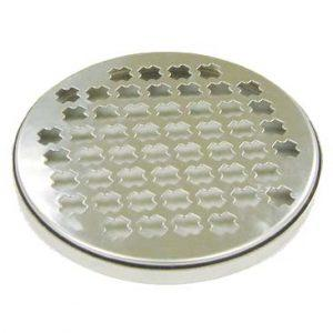Drip Tray - Round, Stainless Steel