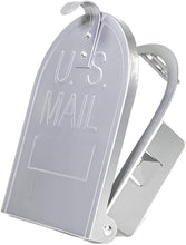"Load image into Gallery viewer, Bayshore RetroFit ""Snap-In"" Mailbox Door Replacement Aluminum(Large 8""w x 10""h)"