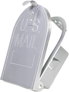 "Bayshore RetroFit ""Snap-In"" Mailbox Door Replacement Aluminum(Large 8""w x 10""h)"