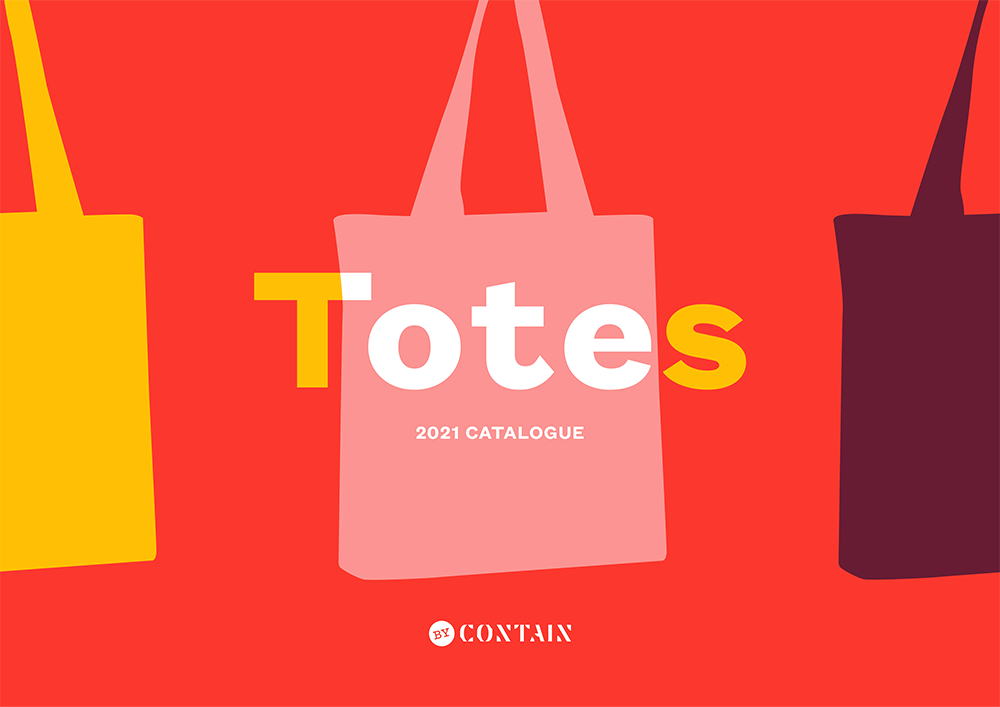 By Contain Tote Catalogue