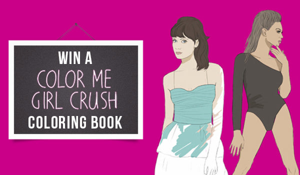 httpcollegecandycom20140623win a color me girl crush coloring book photo1