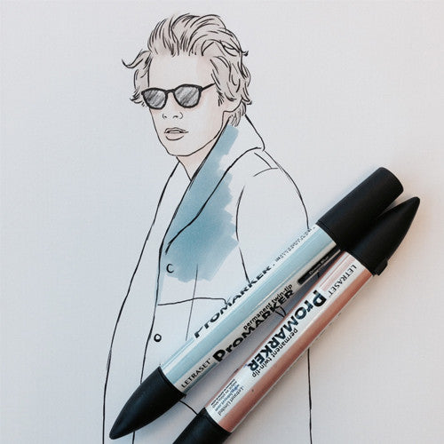 Harry Styles colouring page. harry Styles in coat. Harry Styles colouring in. Marker pens..