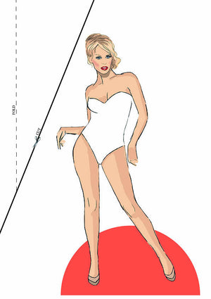 KYLIE DOWNLOADABLE PAPER DOLL 2
