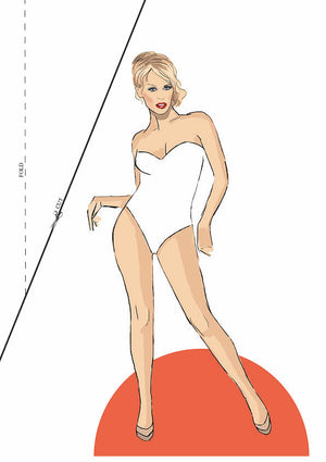 KYLIE DOWNLOADABLE PAPER DOLLS