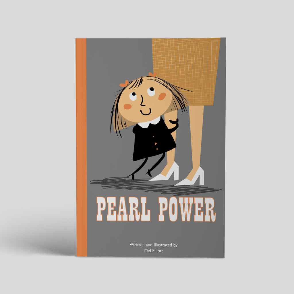 PEARL POWER picture story book