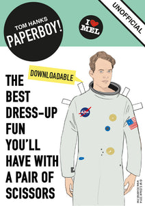 TOM HANKS DOWNLOADABLE PAPER DOLL