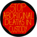 Load image into Gallery viewer, Stop Aboriginal deaths in custody