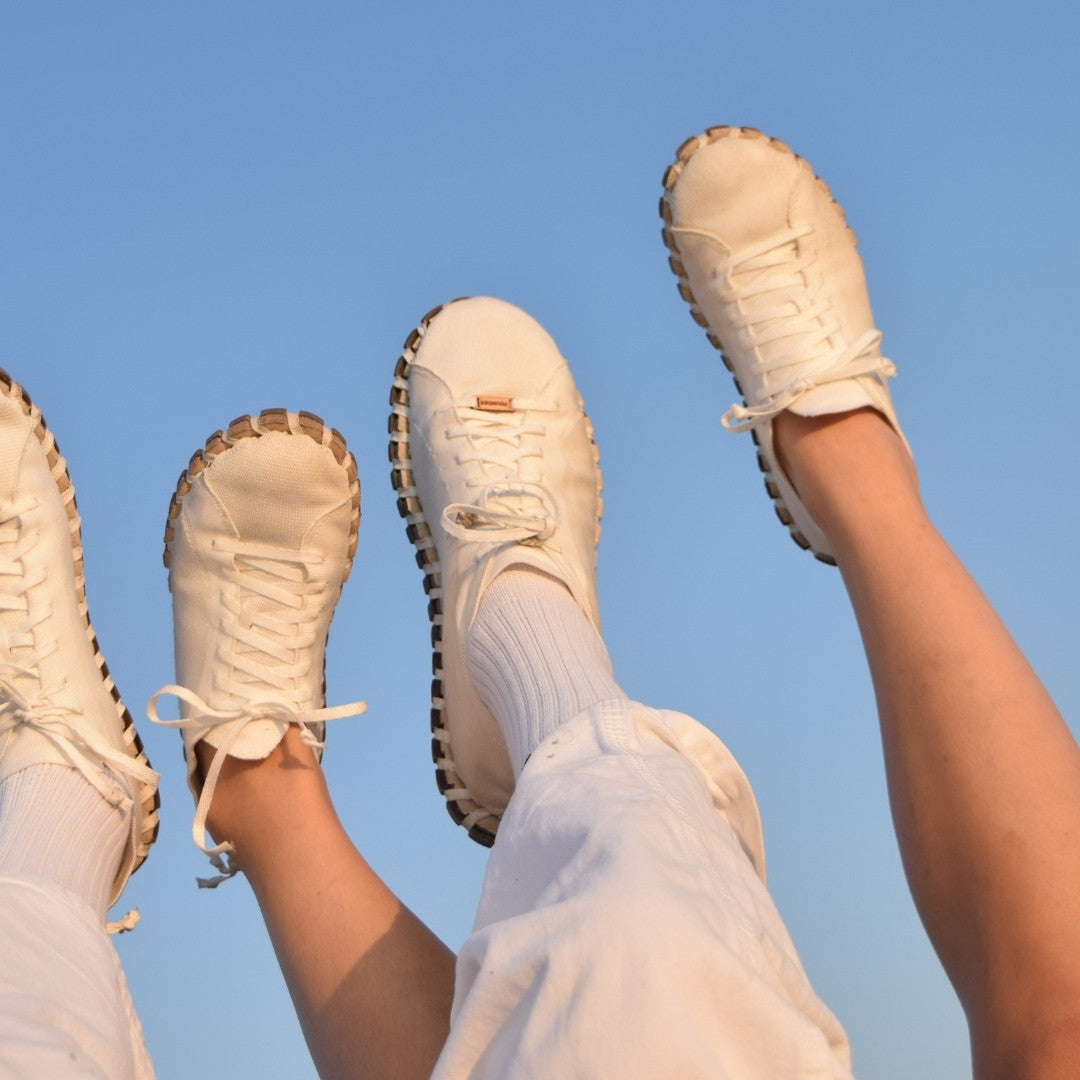 Shoes are unrecyclable. We changed that.