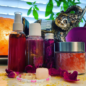 Goddess Divine Feminine Energy Kit
