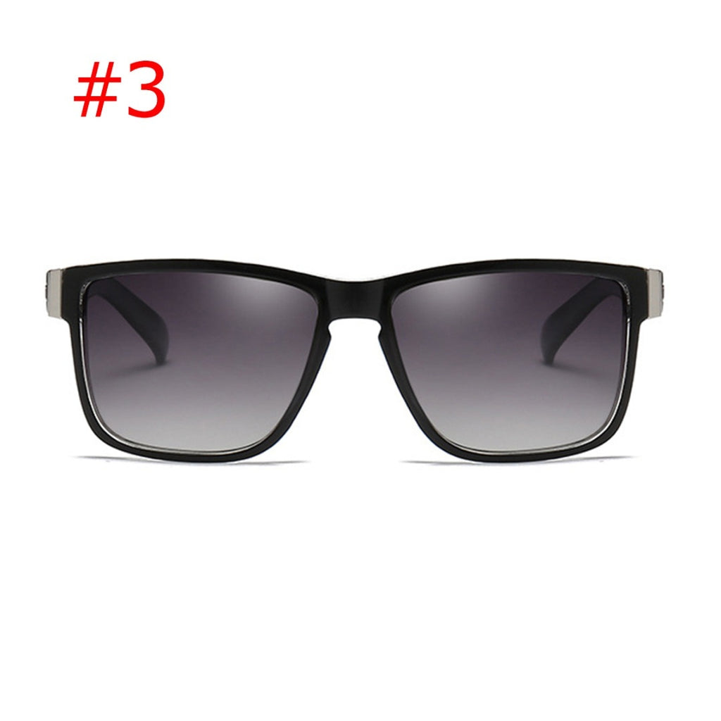 8 Color Men Fashion Sport Polarized Sunglasses Outdoor Driving Cycling Goggles