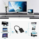 USB 3.0 To HDMI Audio Video Adapter Converter Cable For Windows 7/8/10 PC 1080P