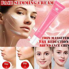 Load image into Gallery viewer, 1 Pc 4D V Face Mask Cheek Lift Thin Face-Lifting Cream Facial Slimming Skin Care V Shape Face Lifting Firming Cream Collagen Cheek Face-Lifting Cream  Slimming SKin Care