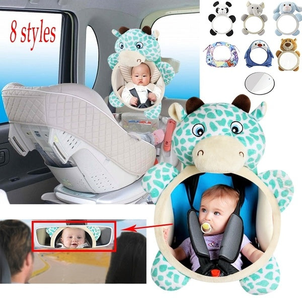OWILL Baby Car Mirror Car Safety View Back Seat Mirror for Baby car seat kid Car Seat baby safety seat