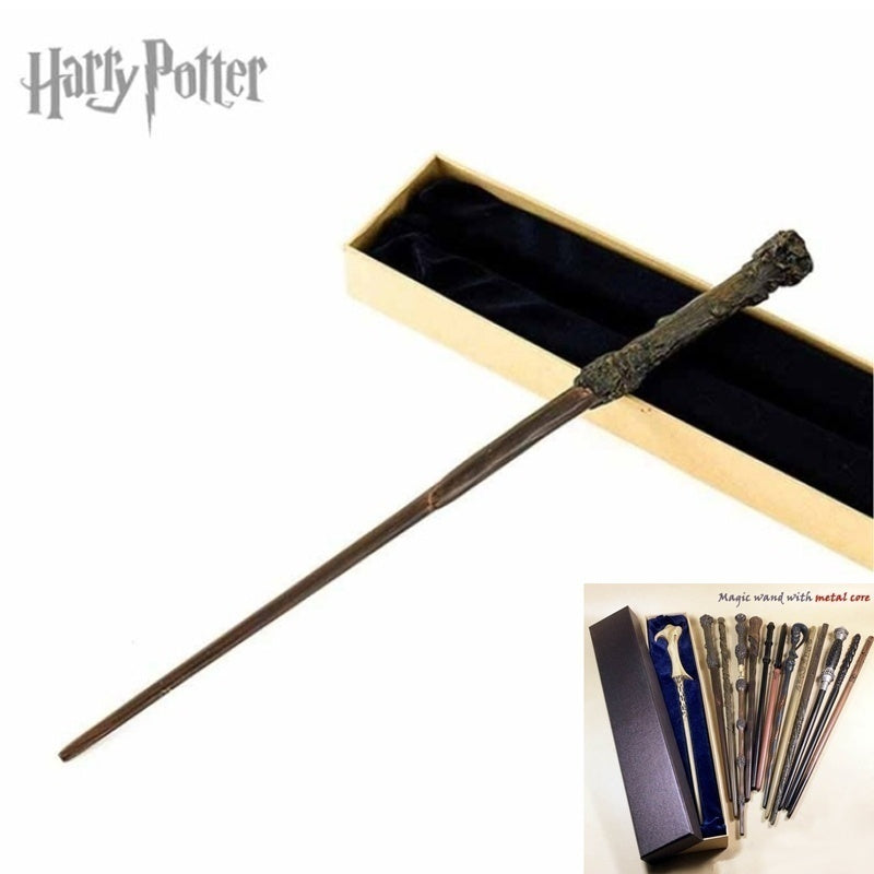 New High Quality Gifts Upgrade Magic Wand Cosplay Elder Wand 24 Types for Choice With Box/without Box