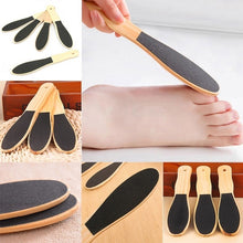 Load image into Gallery viewer, Double Sided Foot Rasp File Callus Dead Skin Remover Pedicure Scrubber Tool