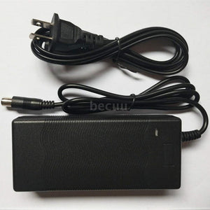 XIAOMI Electric Scooter Charger Adapter Battery Charger 42V 2A for Xiaomi Mijia M365 Ninebot ES1 ES2 ES4 Electric 36V Scooter Parts Xiaomi Charger